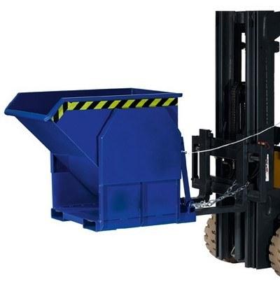 Schwerlast-Kipper Plus, Traglast: 3000 kg, Volumen: 800 dm³, verzinkt